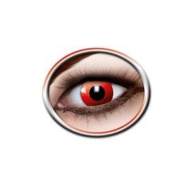 Epic Armoury Farvede linser røde øjne