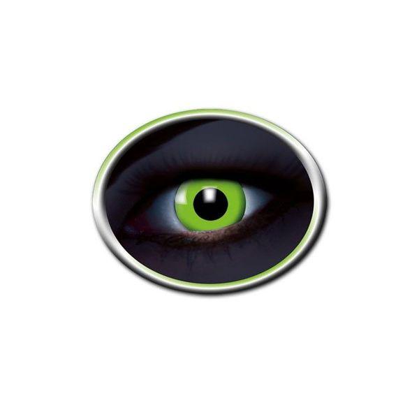 Epic Armoury Gekleurde contactlenzen UV groen