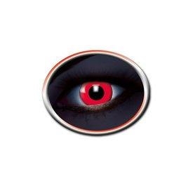 Epic Armoury Kolorowe soczewki kontaktowe UV czerwony
