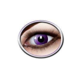 Epic Armoury Farvede kontaktlinser warlock lilla