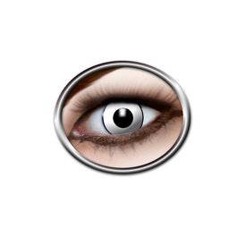 Epic Armoury Farvede kontaktlinser hvid