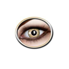 Epic Armoury Las lentes de contacto de color amarillo