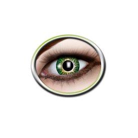 Epic Armoury Barwne kontakt lensens żółty i zielony