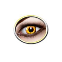 Epic Armoury Soczewki kontaktowe kolorowy żółty i czerwony