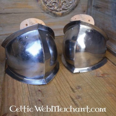 Rodilleras medievales