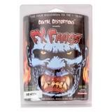 Set of teeth werewolf
