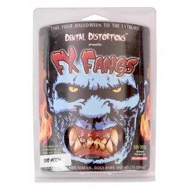 Iron Fortress Set of teeth werewolf