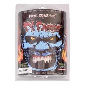 Iron Fortress Conjunto de dientes sed de sangre