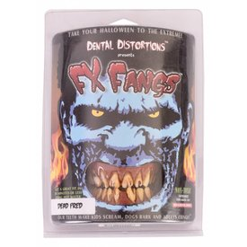 Iron Fortress Set tanden dead Fred
