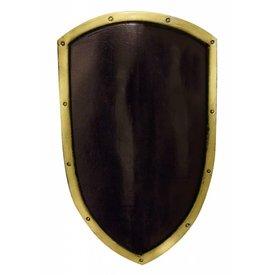 Epic Armoury LARP kite shield black