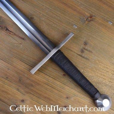 Épée médiévale, type Oakeshott XIIa