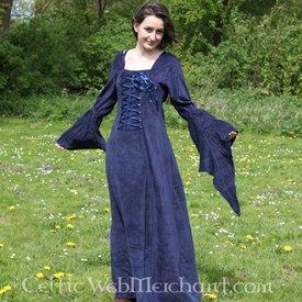 Kjole Aline blå