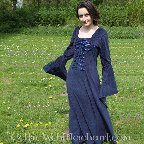 Vestito Aline blu