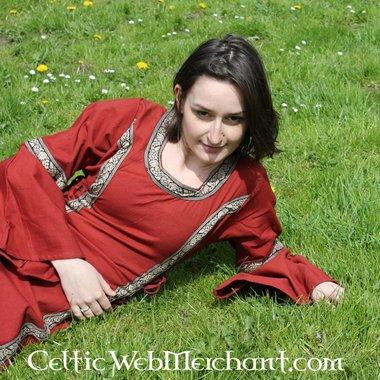 Vestito Cleena rosso