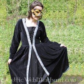 Robe Borgia, noir