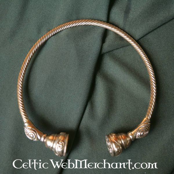 Keltische torc Brigantes