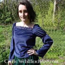 Top Hilde azul