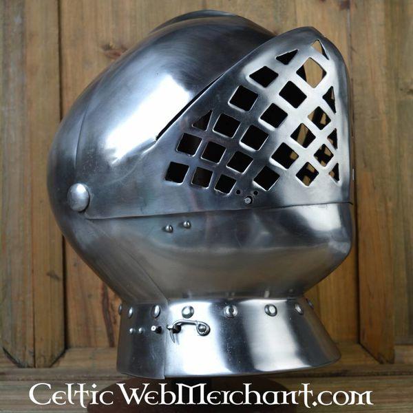 Royal Armouries Henrik le huitième tournoi casque