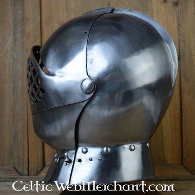 Henrik el casco torneo Octava