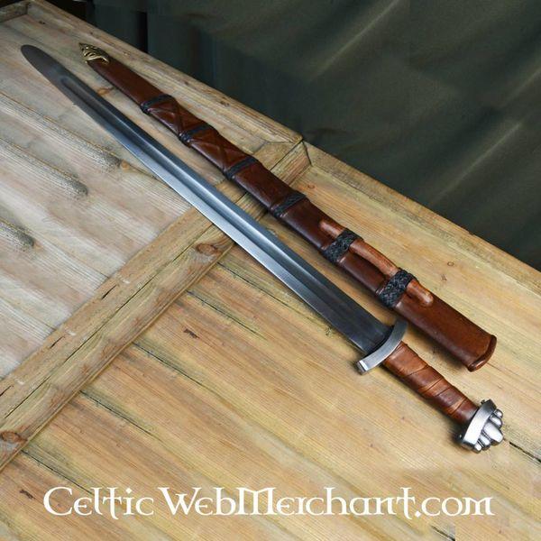 Deepeeka 10. wieku Viking Sword (battle-ready)