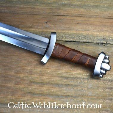 Epée Viking, 10ème siècle, prête au combat