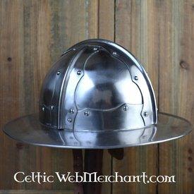 cappello di ferro italiano 1460