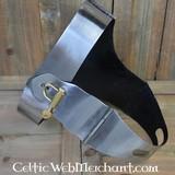 cintura di castità con serratura