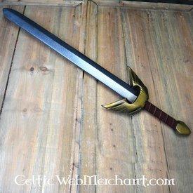 Epic Armoury RFB espada con empuñadura en forma de ala, LARP