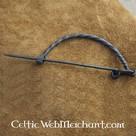 Broche en forme d'arc
