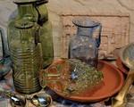 Roman glassware
