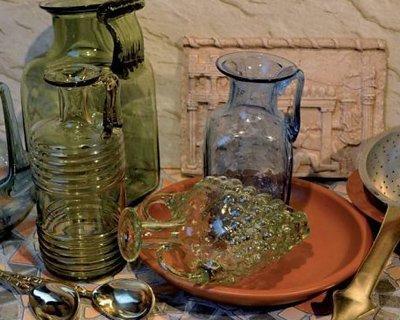 Romeins glaswerk