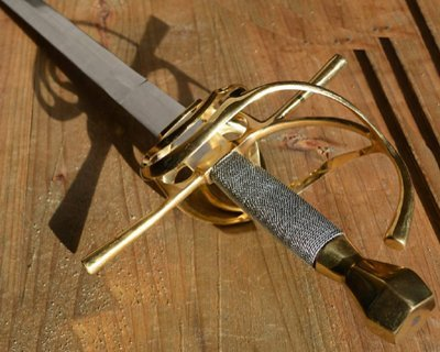 Replica rapieren, battle-ready en scherpe rapieren