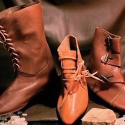 Middelalderlige sko