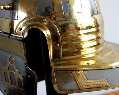 Celtic, Roman & Greek helmets