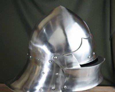Battle-ready sallet replica s