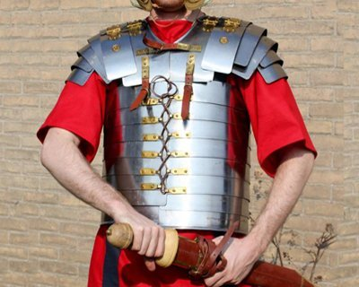 Celtic, Greek, Etruscan & Roman armour