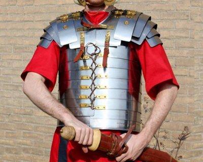 Keltisk, græsk, etruskisk og romersk rustning