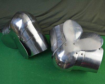 Kamp-klar fod og ben rustning