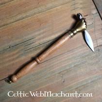 16th century German war hammer