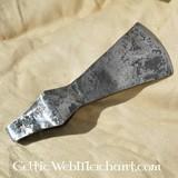 Testa d'ascia con martello, da combattimento, antica