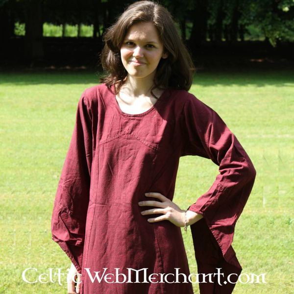 Robe Fand, rouge