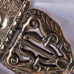 Hebillas y accesorios de la antigüedad