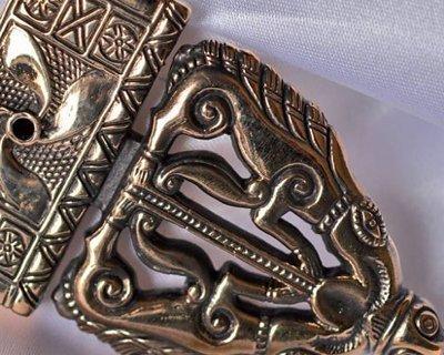 Spænder og beslag antikviteter