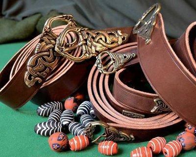 Cinturones del alto medieval