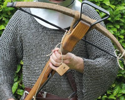 Traditionelle crossbows baseret på historiske originaler