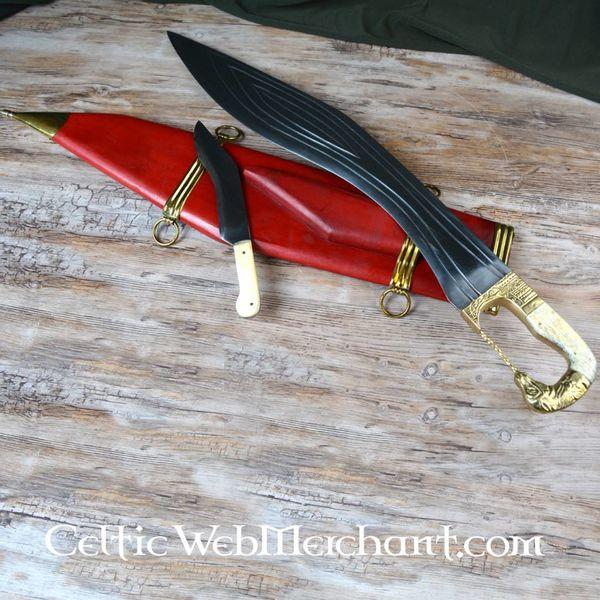 Amazoncom  Falcata Steel Delus Iberian Warrior Sword