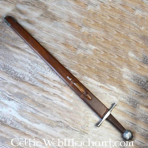 Deepeeka Espada Inglesa de una mano, siglo 13, battle-ready