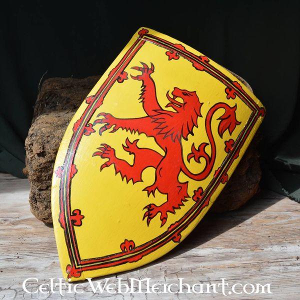 Child shield Robert the Bruce