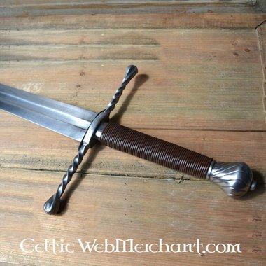 Espada de mano y media Oakeshott tipo XVa, battle-ready