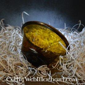 Merovingiske palm cup amber